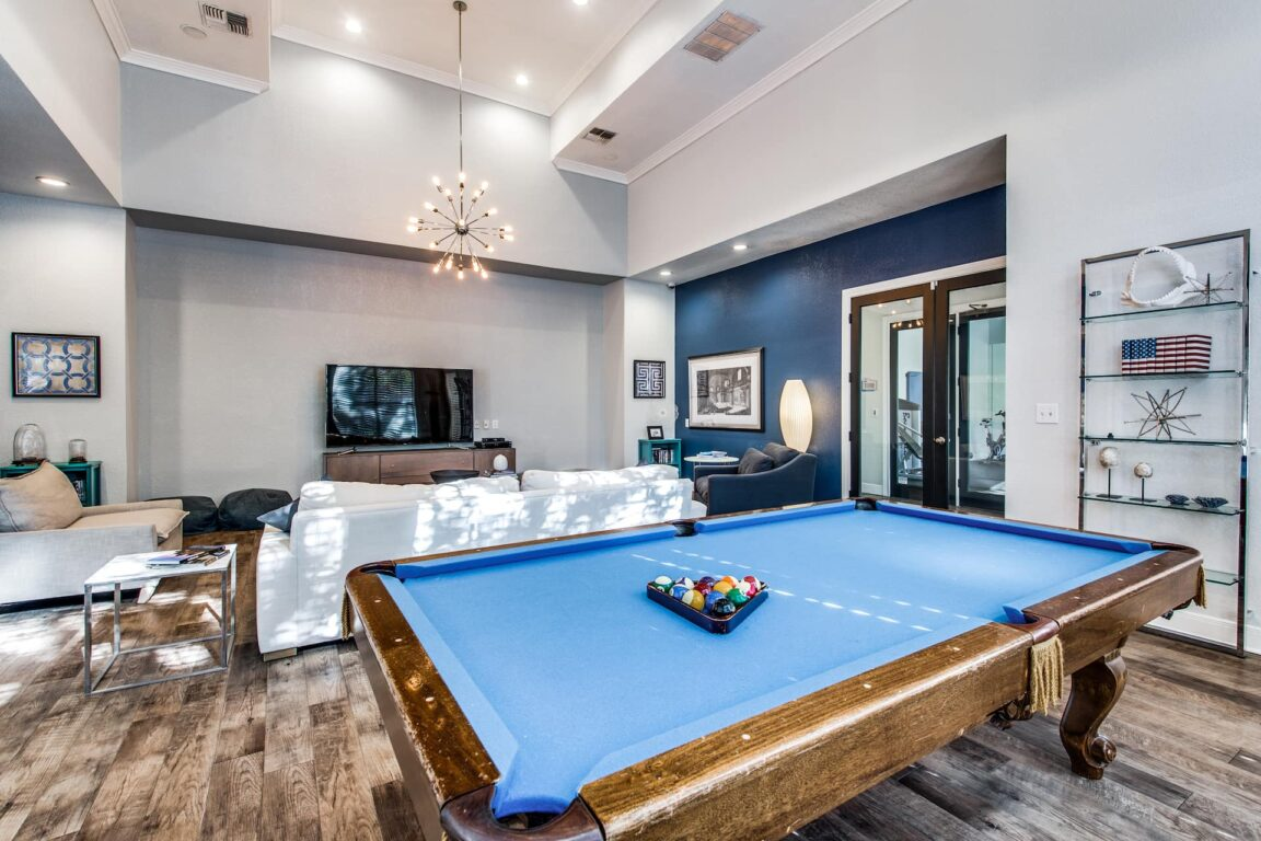 Resident Clubhouse- halston Frankford
